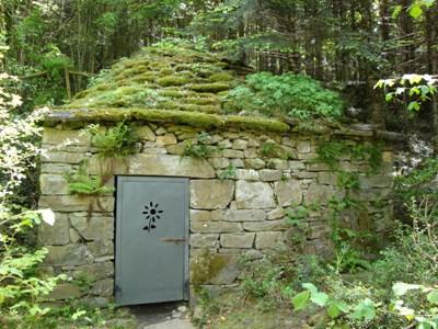 Caseta carboneros - a charcoal kiln