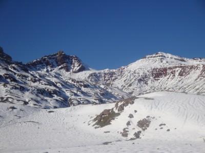 Aguas Tuertas and the peak of Secús