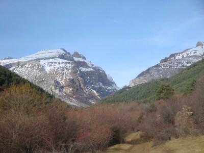 The Valle de Acumuer