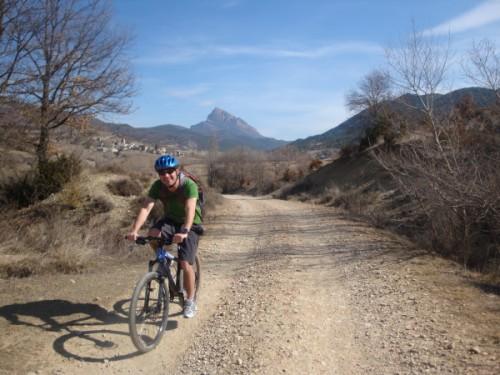 Cycling on the Camino de Santiago