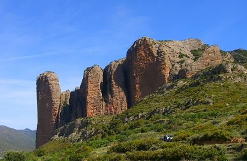 Cliffs of Riglos