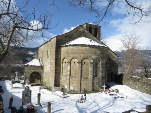 Santa Eulalia at Oros Bajo
