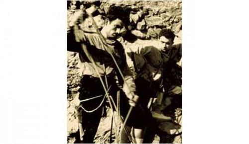 Alberto Rabadá and Ernesto Navarro