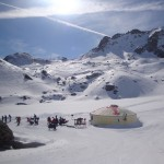 The ger bar at Formigal
