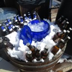 The way to keep your beer cold