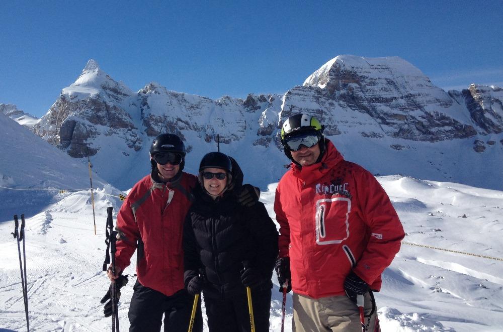 Skiing Formigal