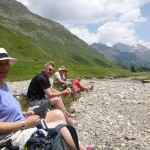 Lunching in the Otal Valley