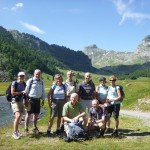 The Valle de Tena Explorer team!