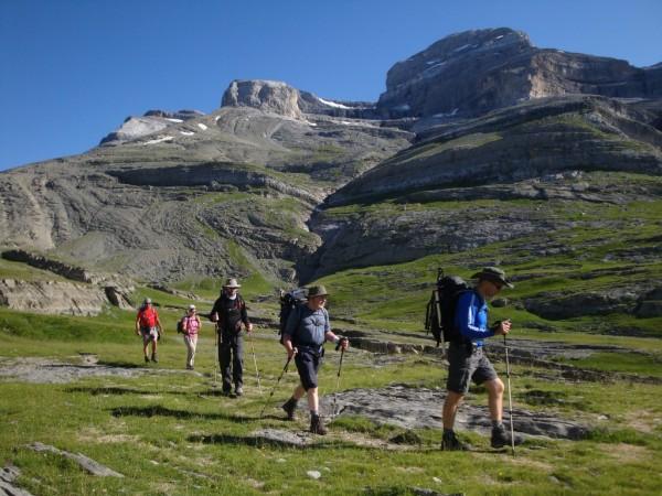 GR11 Ordesa Monte Perdido Pico Ansiclo