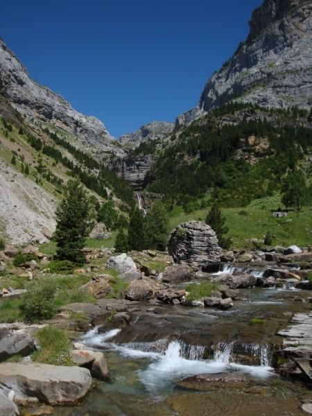 Fuen Blanca Anisclo Canyon