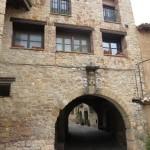 Archway in Alquezar