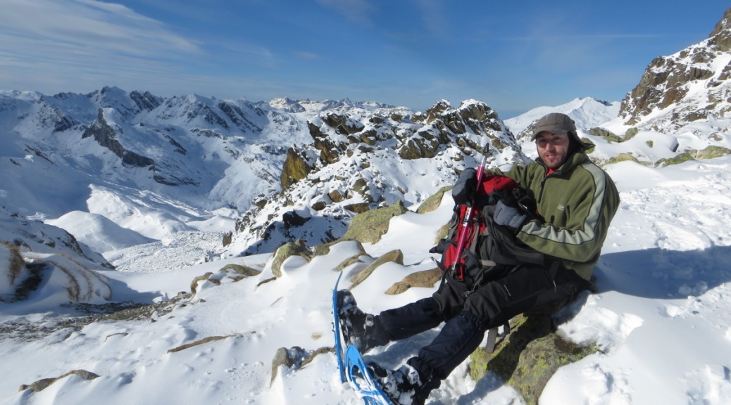 Pyrenees snowshoe holiday
