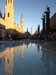 Fiesta del Pilar Zaragoza