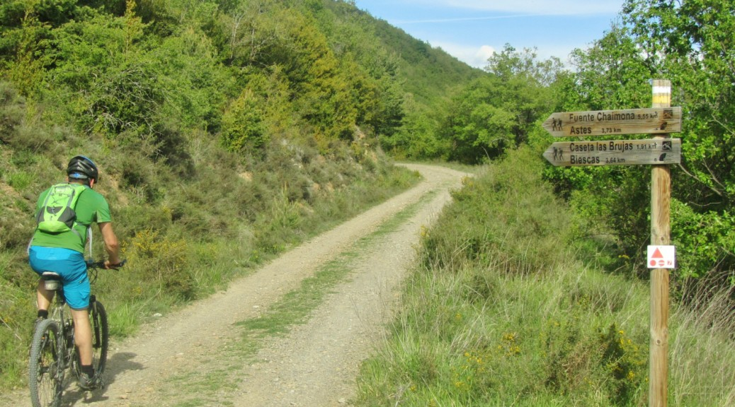 Mountain Biking Routes Pyrenees