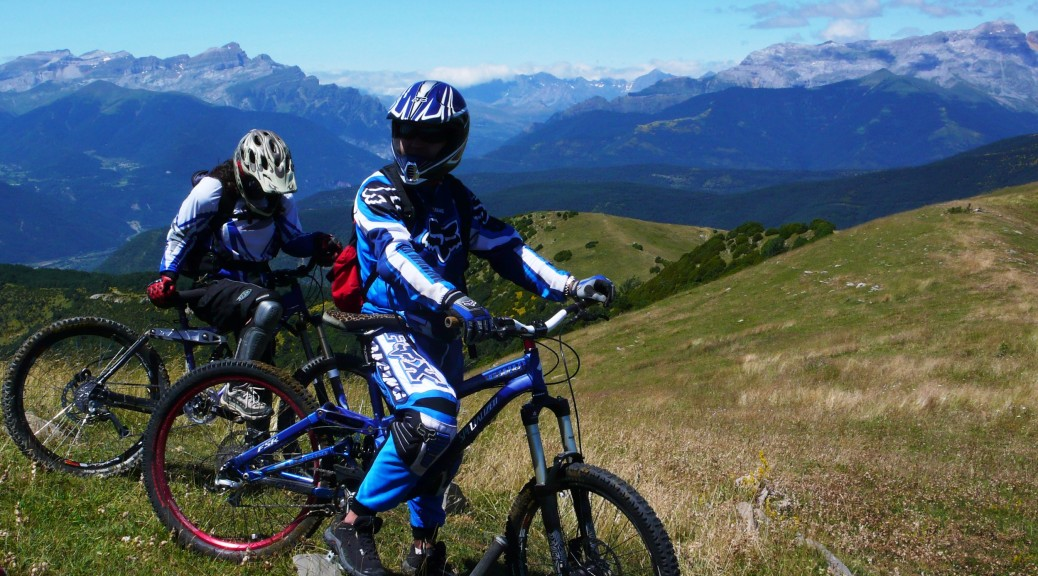 Mountain-Biking-Pyrenees-Extreme Routes