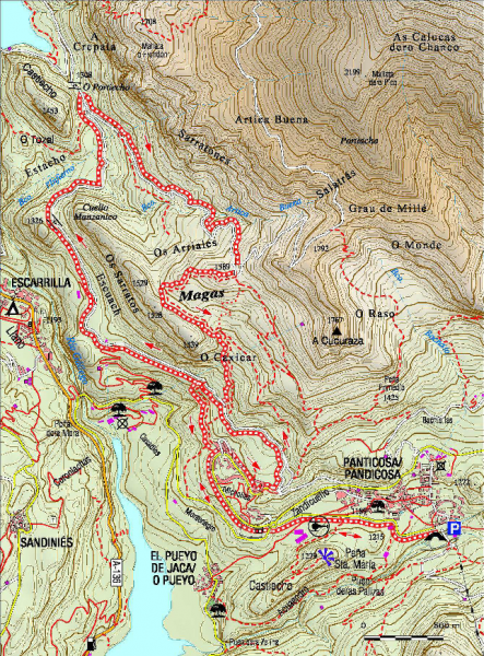 R22 Map