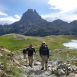 Hiking around the Lacs d'Ayous just across the border in France