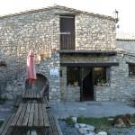 El Condor - our guesthouse in Paules de Sarsa.