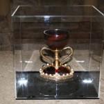 Replica of the Holy Grail Replica in San Juan de la Peña