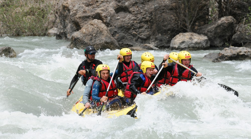 rafting-in-the-pyrenees