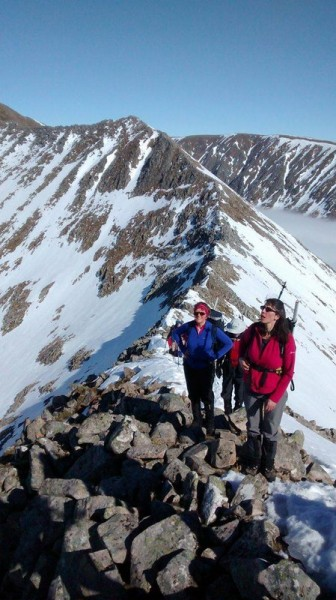 West Coast Mountain guides Private Guiding
