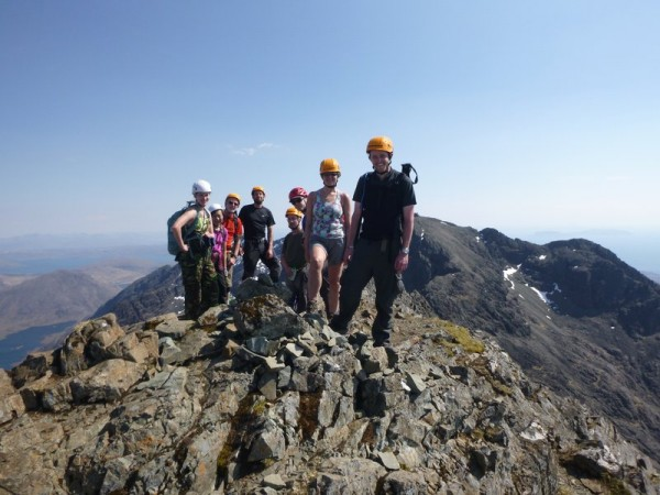 West Coast Mountain Guides Skye Courses