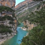 Samitier's spectacular gorge