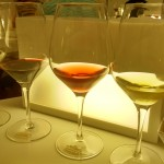 An evening of wine tasting at the Sommos winery