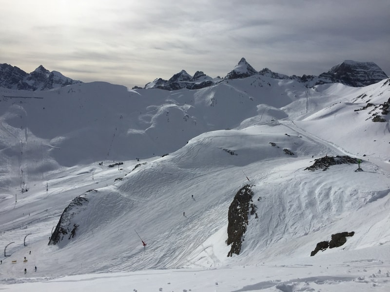 Lovely conditions at Formigal