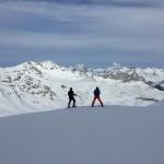 Skiing at Formigal