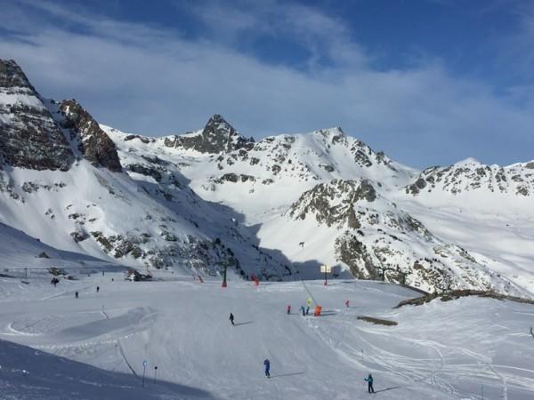 Anayet ski area