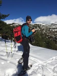David - Hike Pyrenees guide