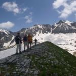 Faceras Peak (Tena valley)