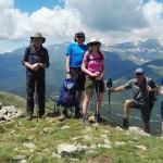 Summit of Pelopin