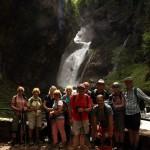 Cascada del estrecho (Ordesa valley)