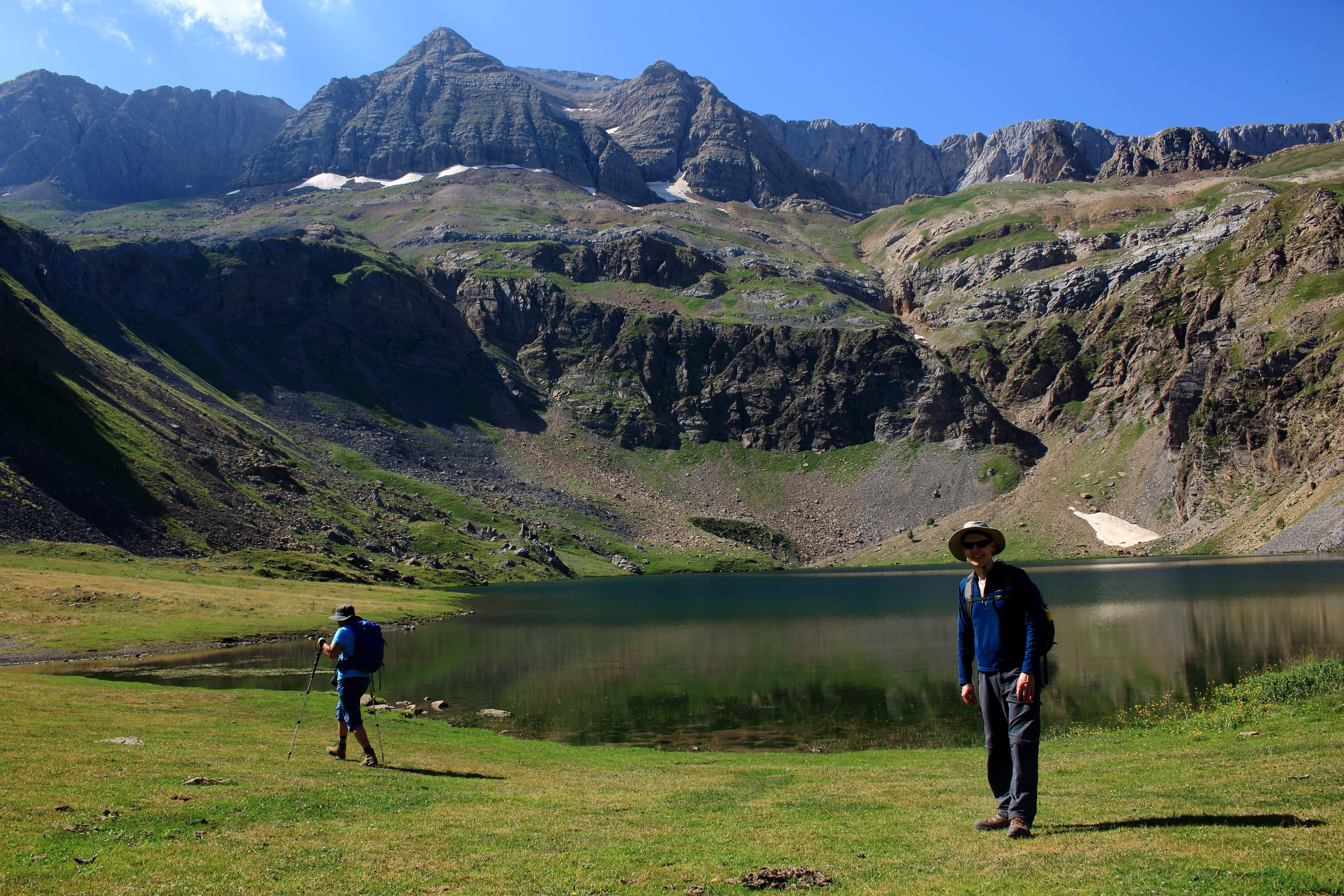 Sabocos lake