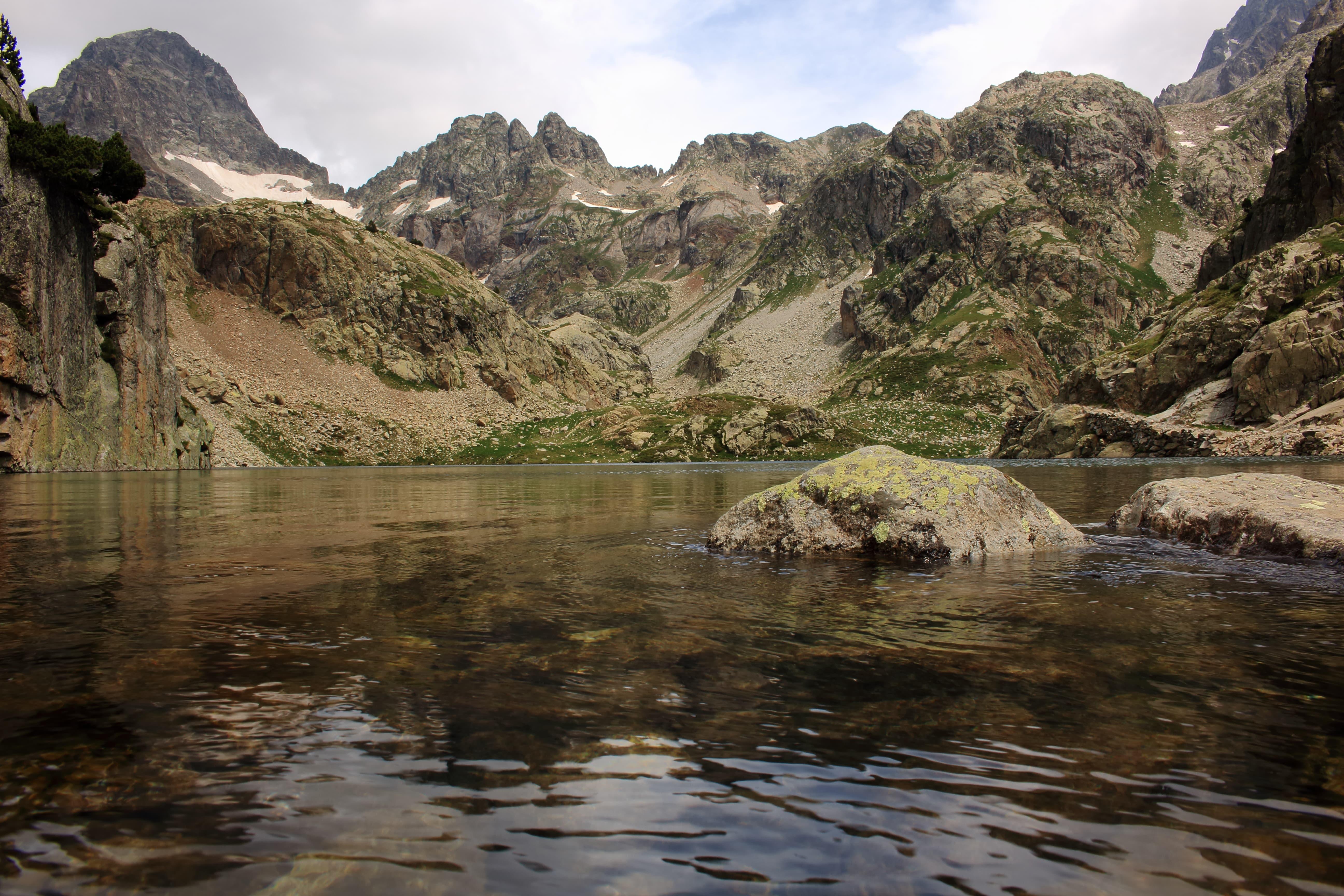 Medium Arriel lake