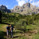 Hiking to Piedrafita lake