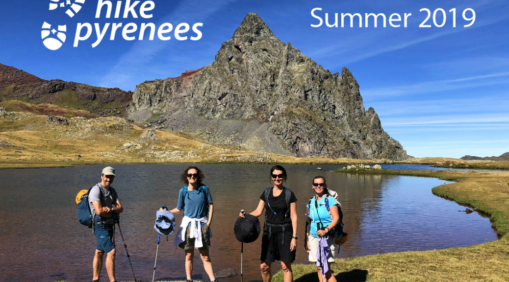 2019 walking holiday brochure