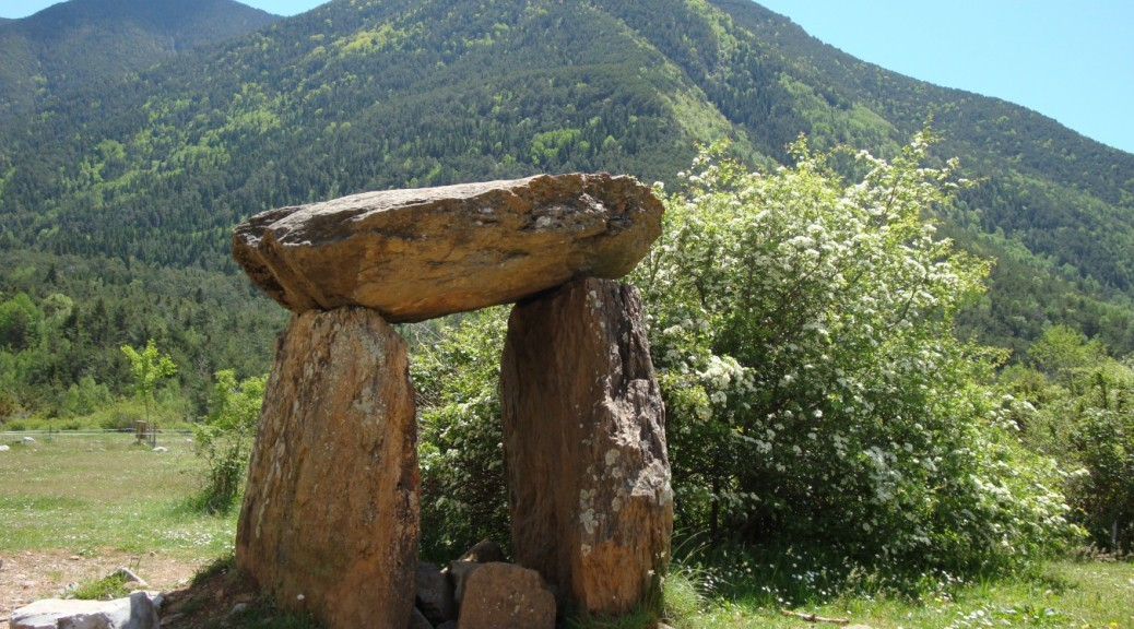 The Dolmen of Santa Elena
