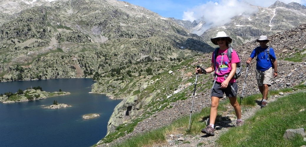 Hiking adventures in Spain