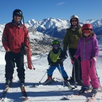 skiing xmas 2019
