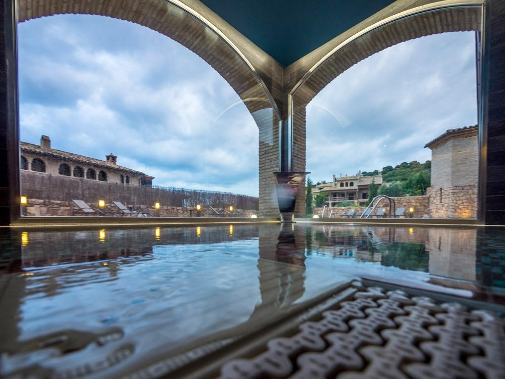 spa villa de Alquezar Hotel