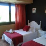 Twin room Hotel Sanchez
