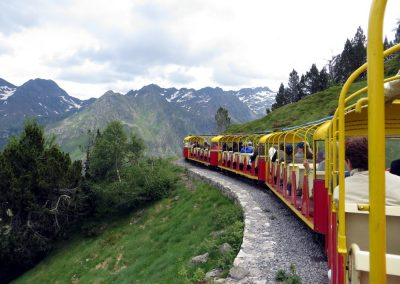 Artouste train