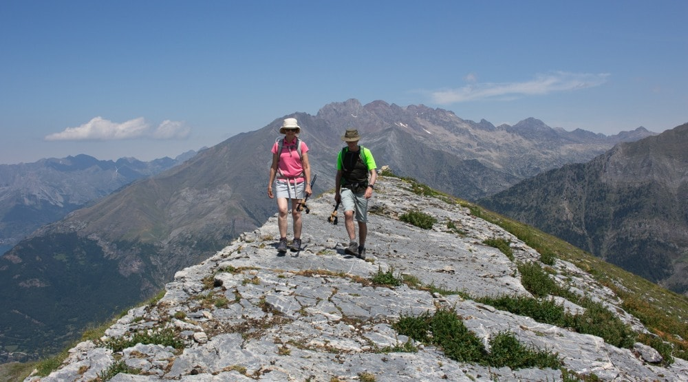 More hiking holidays in the Pyrenees