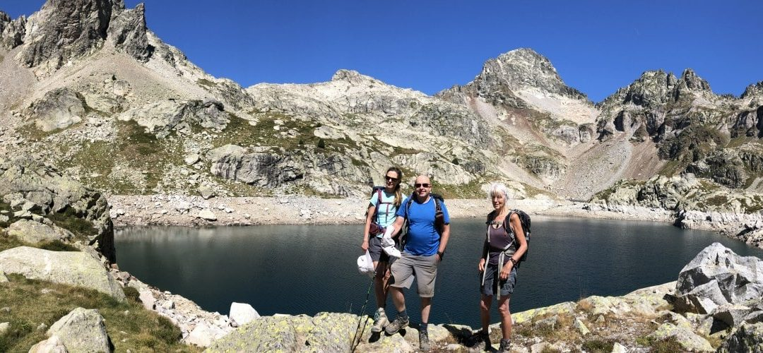 A fantastic weeks hiking on our Peaks & Passes holiday