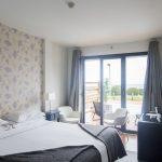 Hotel Arbe room