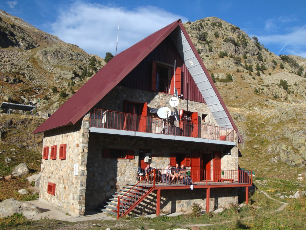 Hut trip in the Pyrenees