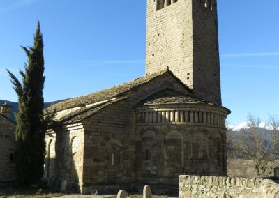 San Pedro´s church Larrede
